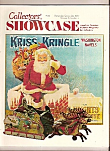 Collectors' showcase -  November/December 1983 (Image1)