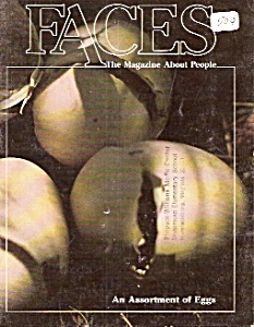 Faces Magazine- March 1986