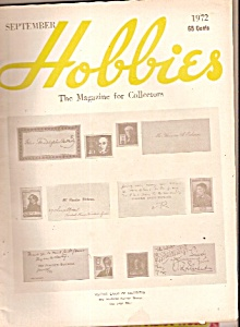 Hobbies - September 1972