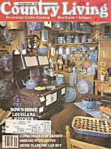 Country Living -  October 1986 (Image1)