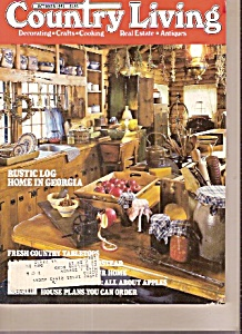 Country Living -  December 1984 (Image1)