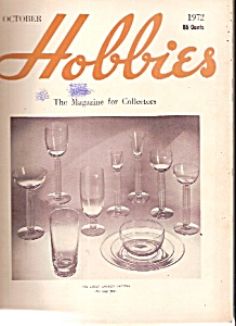 Hobbies Magazine- October 1972