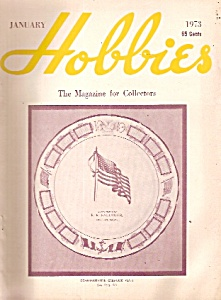 Hobbies Magazine-  January 1973 (Image1)