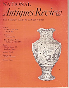 National Antiques Review - August 1970