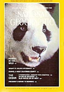 National Geographic - December 1981