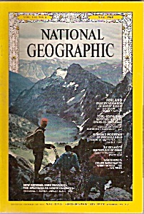 National Geographic - May 1968 (Image1)