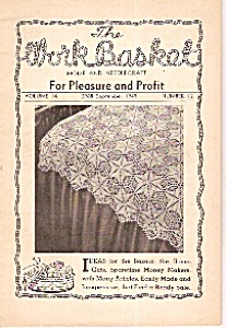 The WorkBasket magazine-  September 1949 (Image1)