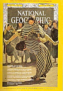 National Geographic - June 1968