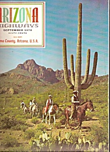 Arizona Highways -  September 1970 (Image1)