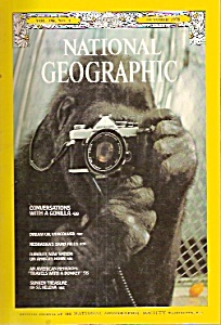 National Geographic magazine-  October 1978 (Image1)