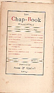 Thechap Book - February 1, 1895