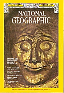 National Geographic magazine -  February 1978 (Image1)