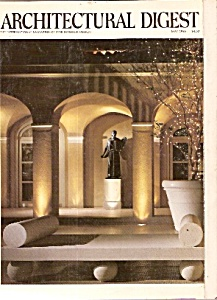 Architectural digest -  May 1986 (Image1)