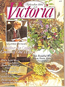 Victoria Magazine -  September 1993 (Image1)