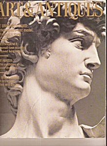 Art & Antiques magazine -  October 1987 (Image1)