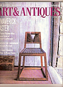 Art & Antiques - May 1988