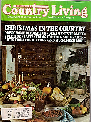 Country Living -  December 1982 (Image1)