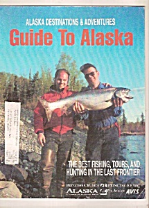 Guide To Alaska  magazine (Image1)