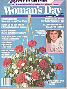 Woman's Day - September 1, 1983 (Image1)