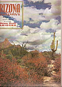 Arizona Highways - April 1971
