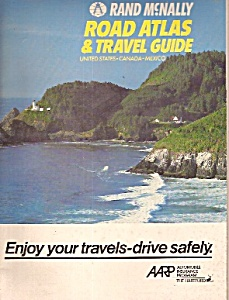 Rand Mcnally Road Atlas And Travel Guide -