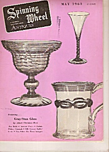 Sprinning wheel antiques -  May 1963 (Image1)