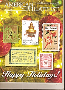 American Philatelist -  december 2008 (Image1)