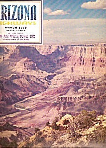 Arizona Highways -  March 1969 (Image1)