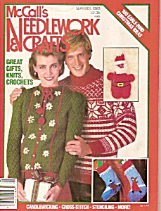 Mccall's Needlework & Crafts - Sept/ Oct. 1983