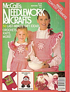 McCall's Needlework & Crafts - Nov/Dec. 1983 (Image1)
