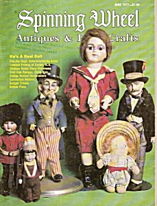 Spinning Wheel antiques - June 1977 (Image1)