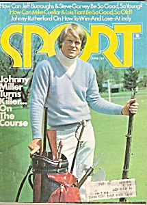 Sport Magazine-  June 1975 (Image1)