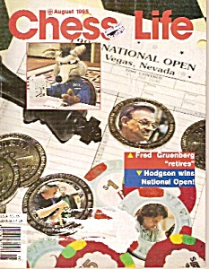 Chess Life - August 1995