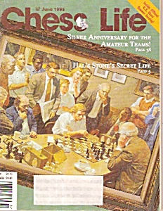 Chess Life  magazine -  June 1995 (Image1)