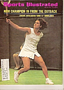 Sports Illustrated = July 12, 1971