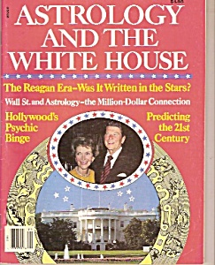 Astrology And The White House - Copyright 1988