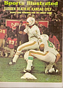 Sports Illustrated - January 3, 1972