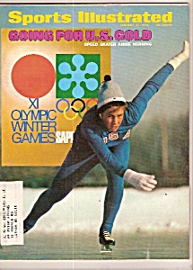 Sports Illustrated - January 31, 1972