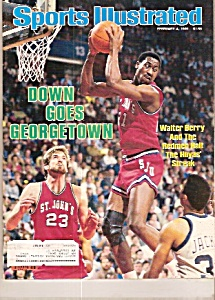 Sports Illustrated -  February 4, 1985 (Image1)