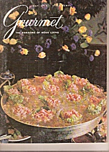 Gourmet magazine - May 1970 (Image1)