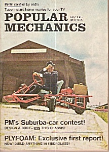 Popular Mechanics - Nov. 1965