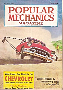 Popular Science -  August 1956 (Image1)