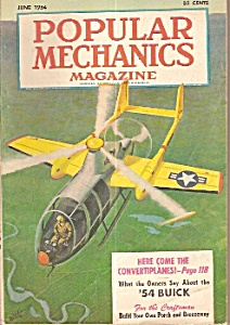 Popular Mechanics magazine-  March 1955 (Image1)