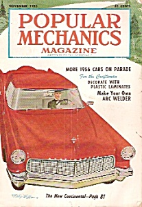 Popular Mechanics - Noember 1955