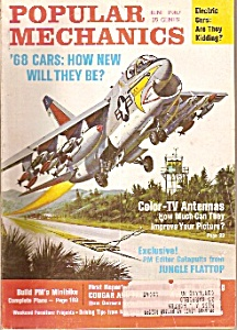 Popular Mechanics -  June 1967 (Image1)
