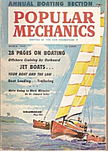 Popular Mechanics - March 1960 (Image1)
