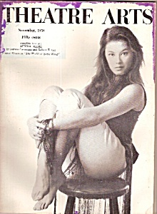 Theatre Arts magazine-  February 1955 NUYEN Auntie Mame (Image1)