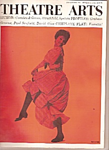 Theatre Arts Magaine -  November 1961 (Image1)