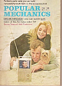 Popular Mechanics -  Feb. 1966 (Image1)