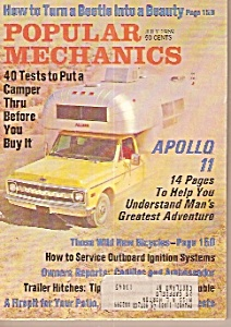 Popular Mechanics - July 1969 (Image1)